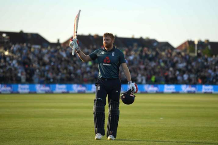 3rd ODI: Jonny Bairstow ton guides England to chase down 359-run target against Pakistan