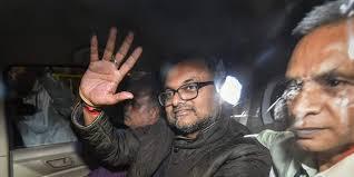 SC permits Karti Chidambaram to travel abroad on depositing