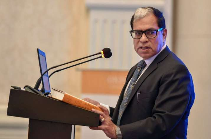 Justice A. K. Sikri, former Judge of the Supreme Court of