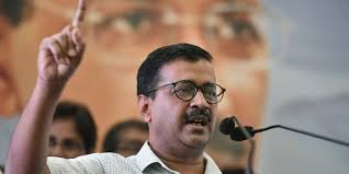 Take money from other parties, but vote for AAP: Kejriwal