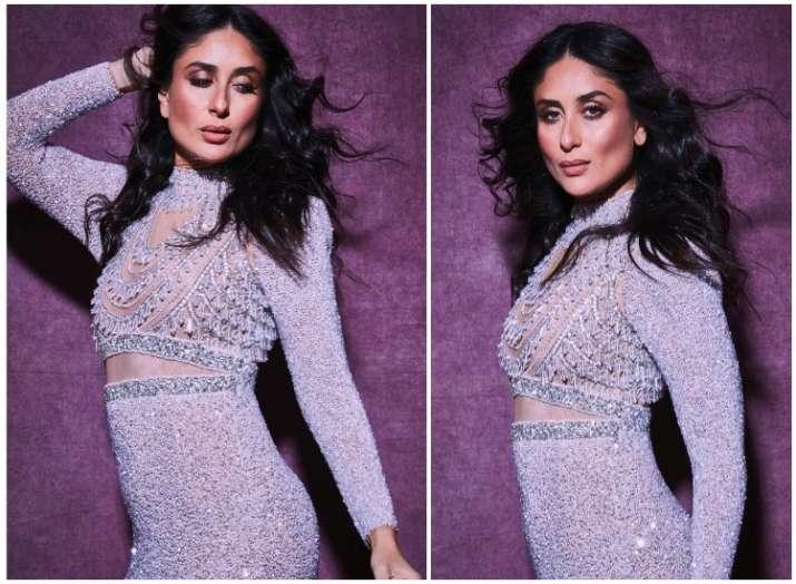 Kareena Kapoor Khan looks like a style Goddess in her sparkling attire; Diljit Dosanjh share her pic