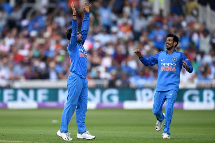 Kohli, Dhoni and Rohit have played a big role in Kuldeep and my success: Chahal