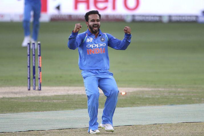 Kedhar Jadhav declared fit for 2019 ICC World Cup