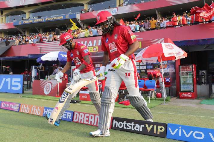 India Tv - Live Cricket Score, KXIP vs CSK, IPL 2019: Punjab off to a flyer in 171 chase