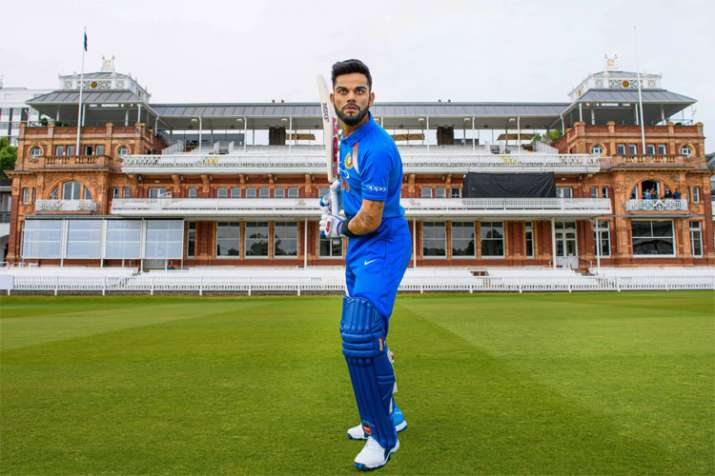 Madame Tussauds unveils Virat Kohli's wax statue at Lord's to mark ICC 2019 World Cup launch