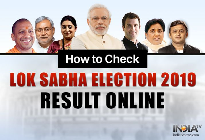 Live Streaming on Counting Election Results 2019: Where and