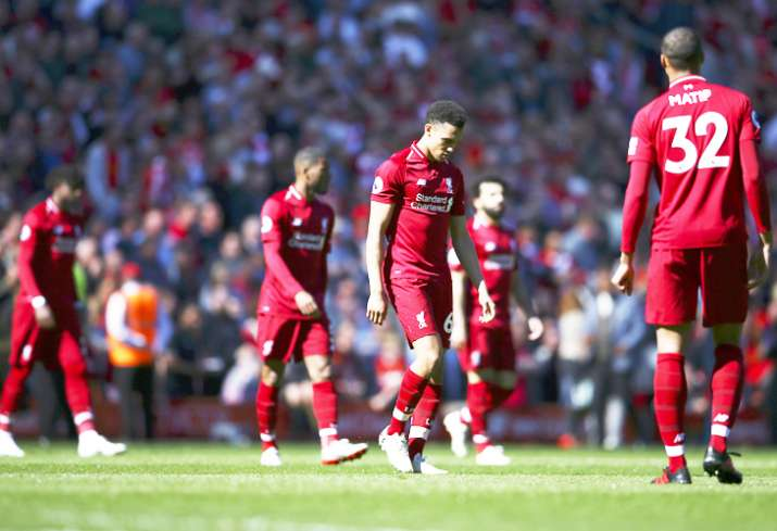 The wait goes on: Elusive Premier League title evades Liverpool