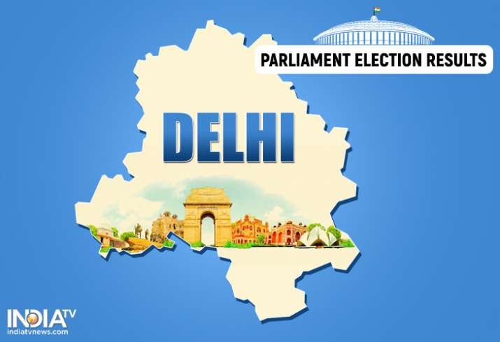 Lok Sabha Election Result 2019: Delhi