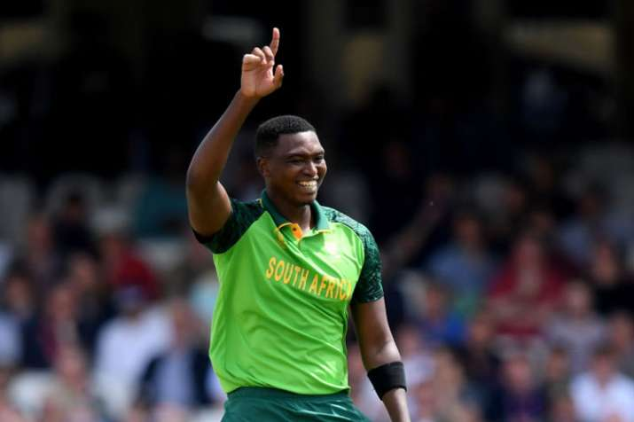 2019 World Cup: South Africa content with bowling effort against England, says Lungi Ngidi
