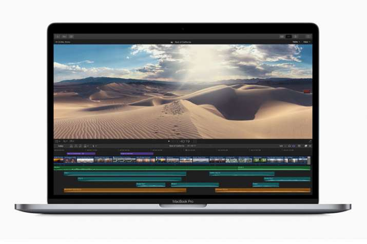 Apple announces the fastest MacBook Pro with 8th and 9th generation Intel Core processors