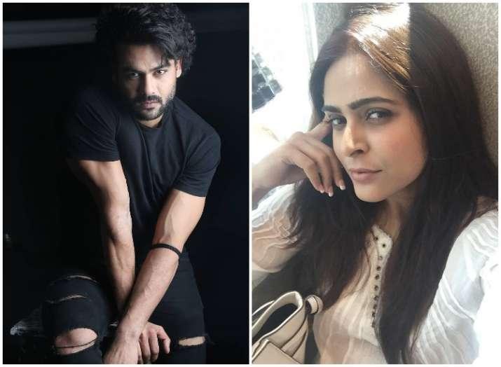 Madhurima Tuli and Vishal Aditya Singh from Chandrakanta to be first ex-couple of Nach Baliye 9