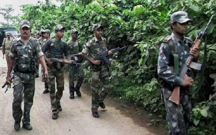 5 Maoists killed in an encounter in Odisha