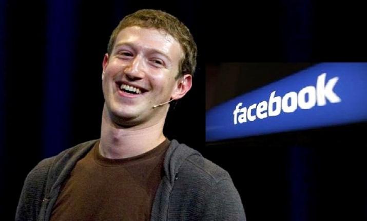 "Zuckerberg said Facebook's success has allowed ""billions of"