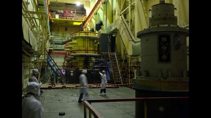 India Tv - Reactor unit