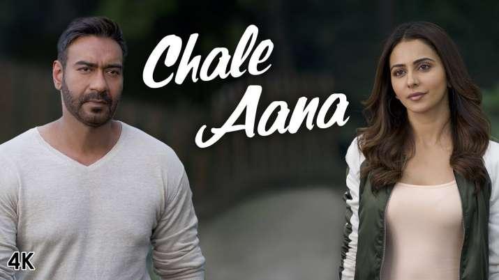 De De Pyaar De Chale Aana Song: Ajay Devgn, Rakul Preet's