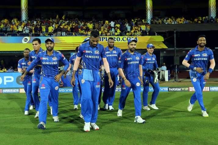 India Tv - Mumbai Indians won at Chepauk in 2019