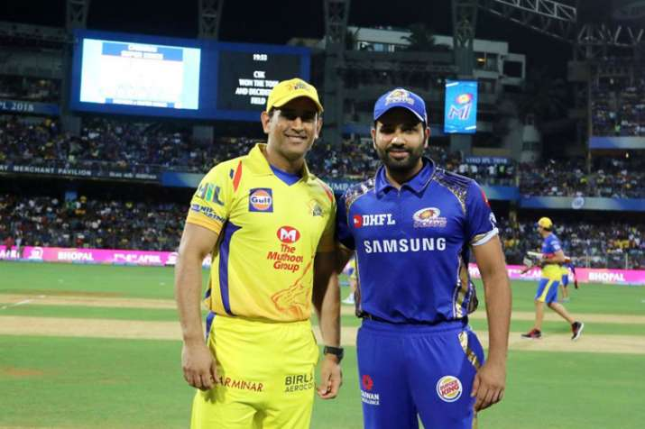 Chennai Super Kings will have the home advantage, but stats