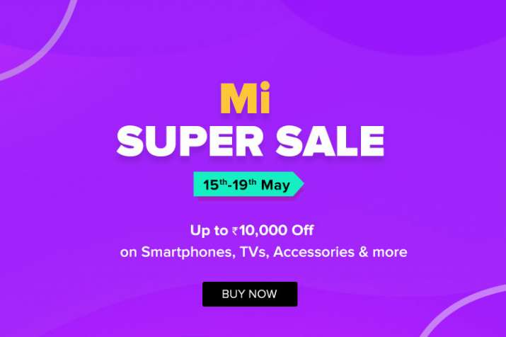 Mi Super Sale begins: Offers on Mi LED TV 4a Pro, Redmi Note 5 Pro, Redmi Y2, Mi Band-HRX edition an