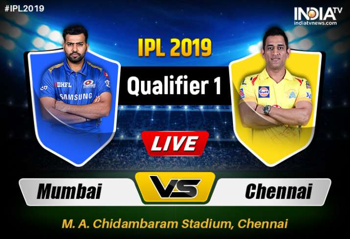 Live Cricket Streaming Mi Vs Csk Ipl 2019 Qualifier Watch