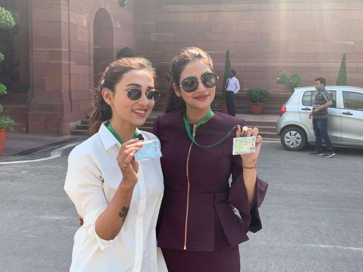 Young MPs in Lok Sabha