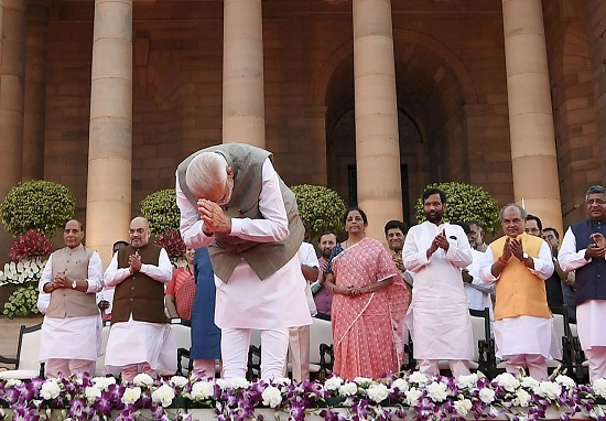 Modi's first move for those who protect India: List of