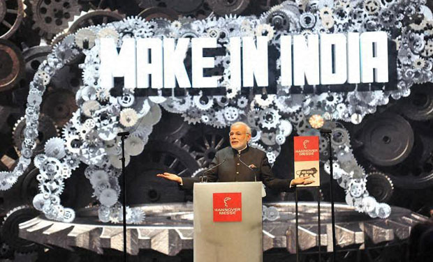 """India Tv -  Make In India Scheme was launched on 25th September 2014. This dynamic programme gave the corporations a push to invest money in manufacturing products in India, hence """"Make in India"""". The Make in India campaign is the brainchild of Prime Minister Narendra Modi."""