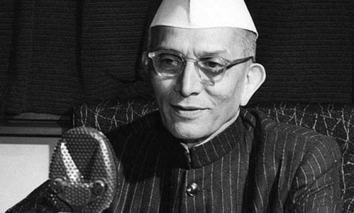 India Tv - Morarji Desai