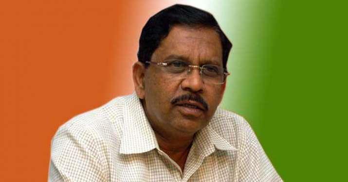 Deputy CM of Karnataka, G Parameshwara
