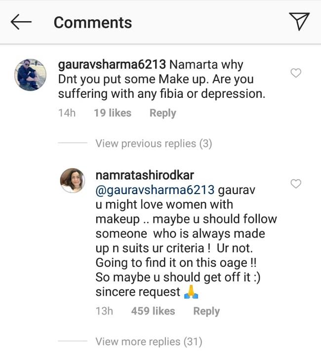 India Tv - Namrata Shirodkar