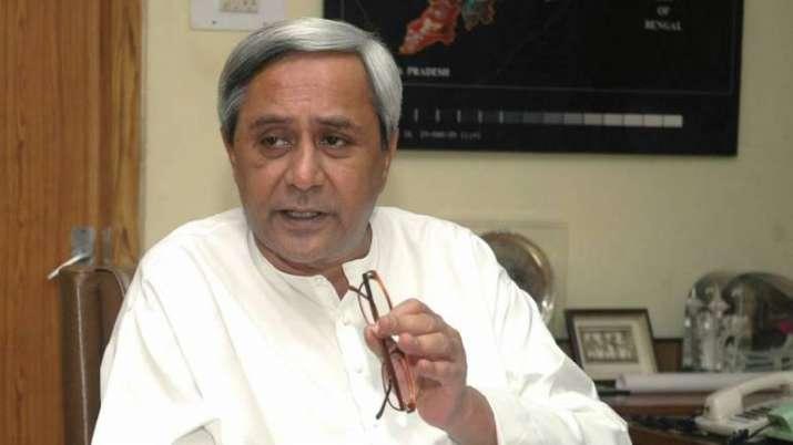 Chief Minister of Odisha Naveen Patnaik
