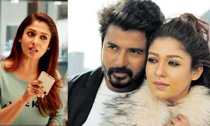 Watch: Sivakarthikeyan and Nayanthara's cute chemistry in