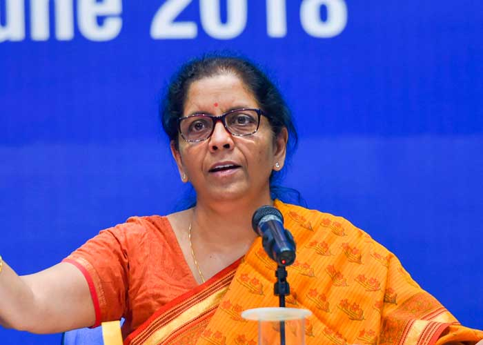 Nirmala Sitharaman, the first woman to be appointed as a