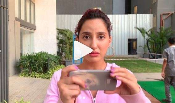 nora fatehi gets ignored by fans