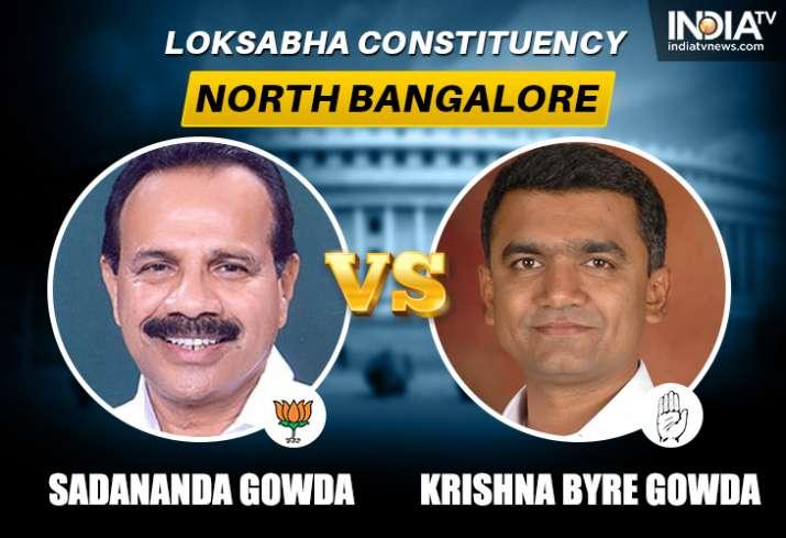 Bangalore North constituency key candidates