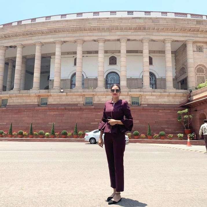 India Tv - Nusrat Jahan