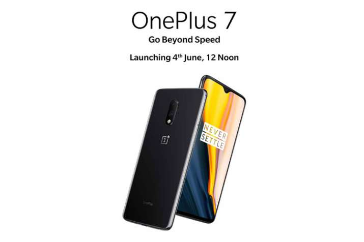 OnePlus 7 set to go on sale from June 4 in India