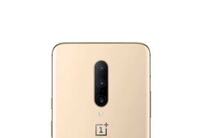 OnePlus 7 Pro press image tipped online in Almond colour