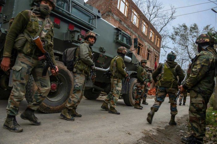 Jammu and Kashmir: Civilian killed as terrorists open fire