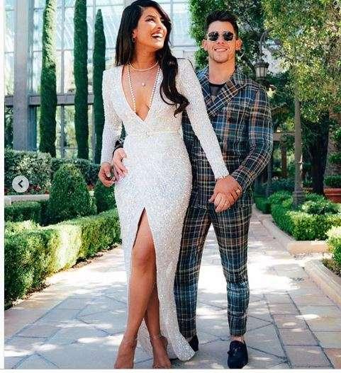 India Tv - Priyanka and Nick