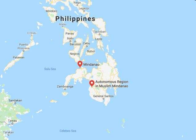 Breaking: 6.1 magnitude earthquake hits Philippines