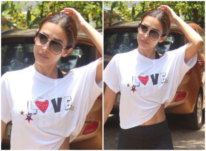 Malaika Arora flings her 'love' for rumoured boyfriend