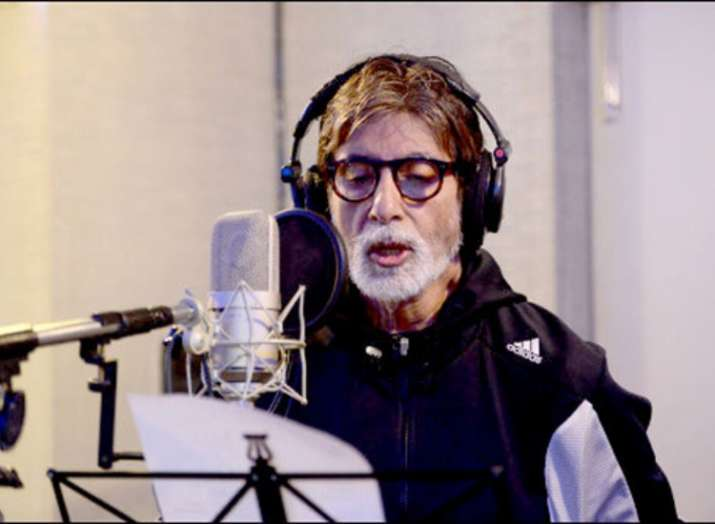 Amitabh Bachchan calls himself absolute 'besura' singer, here's why