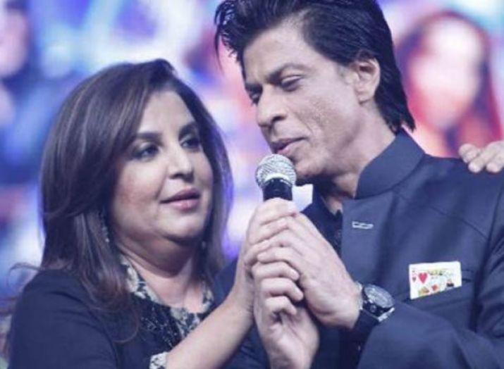 India Tv - Farah Khan and Shah Rukh Khan