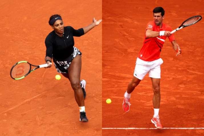 French Open 2019: Novak Djokovic cruises to second round, Osaka and Serena also advance