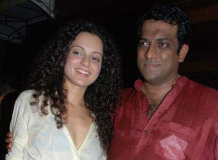India Tv - Kangana Ranaut with Anurag Basu