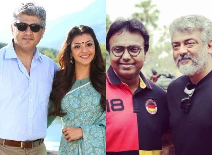 Boney Kapoor, Dhanush, Shruti Haasan and other celebs pour in birthday wishes for Thala Ajith Kumar