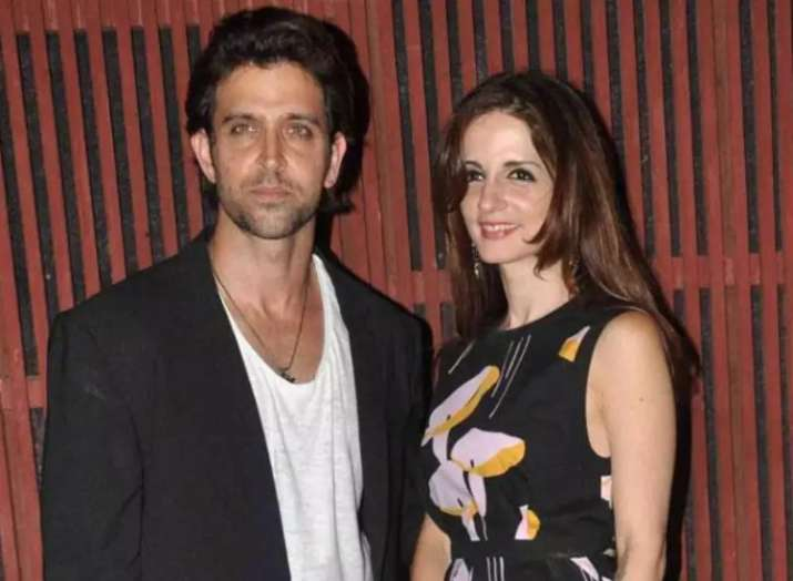 Sussanne Khan talks about relationship with ex-husband Hrithik Roshan