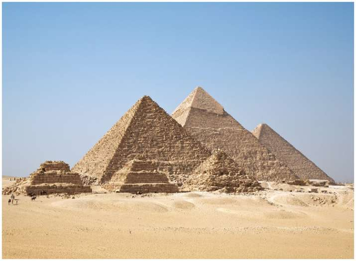 Three tombs discovered under Egypt's Great Pyramids, finds study