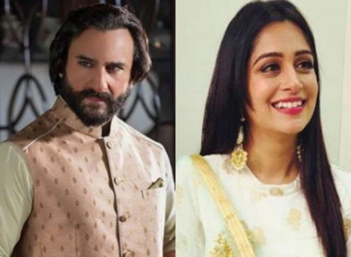 Saif Ali Khan to make his TV debut with Dipika Kakar