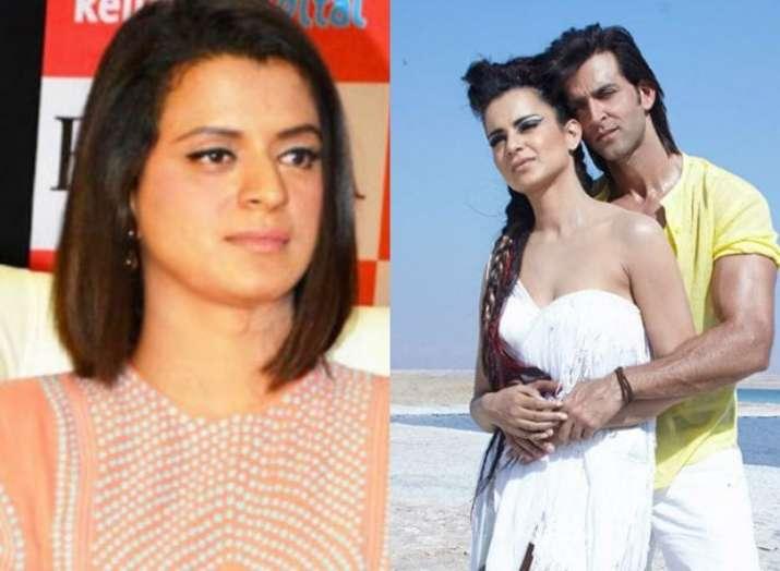 Kangana Ranaut's sister Rangoli warns Hrithik Roshan on Twitter as